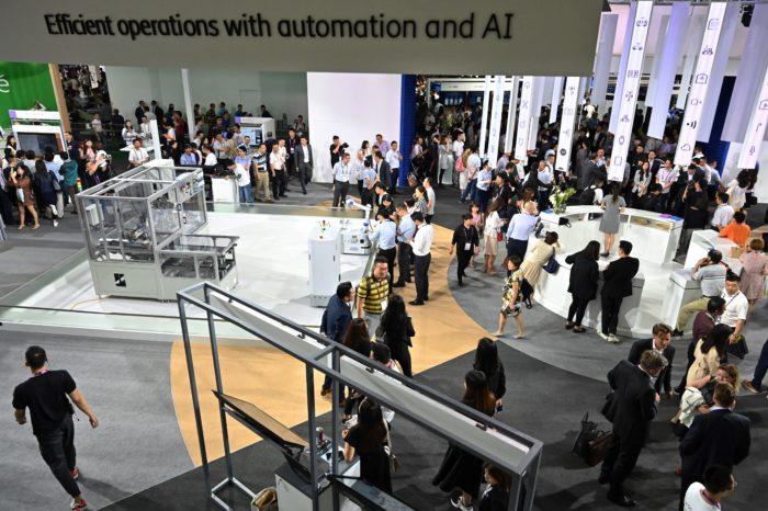 Barcelona Mobile World Congress test case for future motor shows?