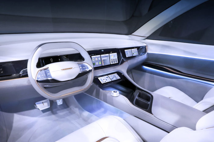 Stellantis and Foxconn to jointly develop digital car cockpit