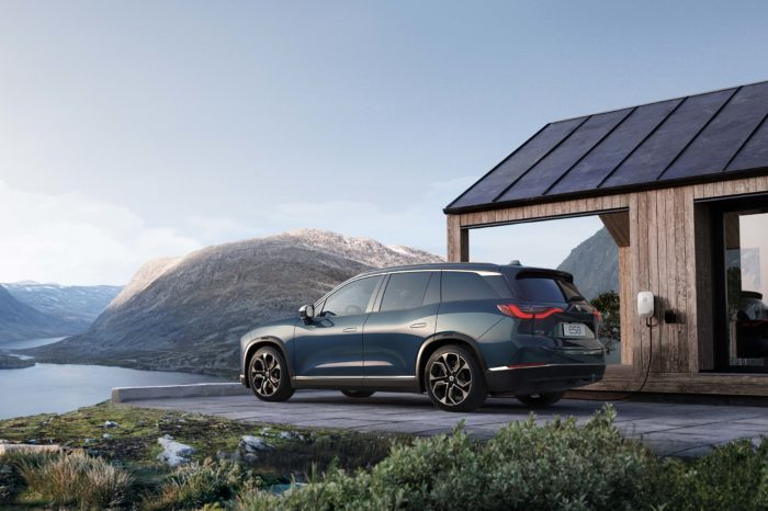 NIO to deliver in September in Norway, including battery-swapping