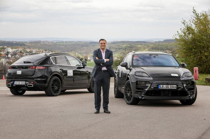 Porsche readies all-electric Macan for market launch in 2023