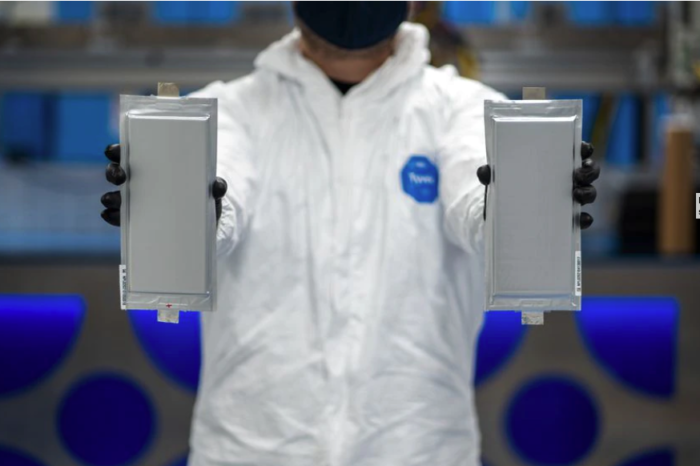 Ford and BMW invest another $130 million in solid-state battery start-up