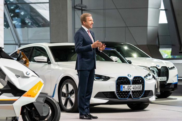 BMW expects 50% EV sales by 2030