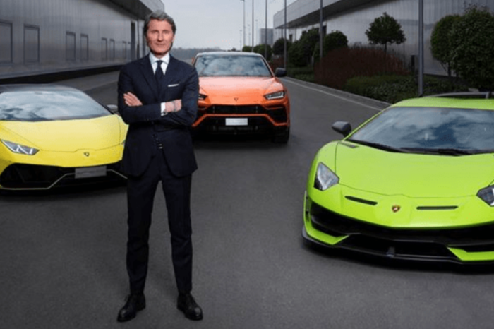 Lamborghini fully hybrid by the end of 2024