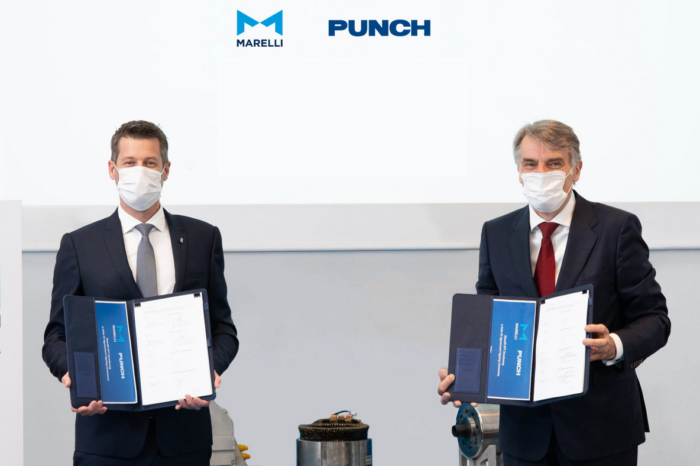 Marelli to develop EV e-axles with Belgian PUNCH in Strasbourg