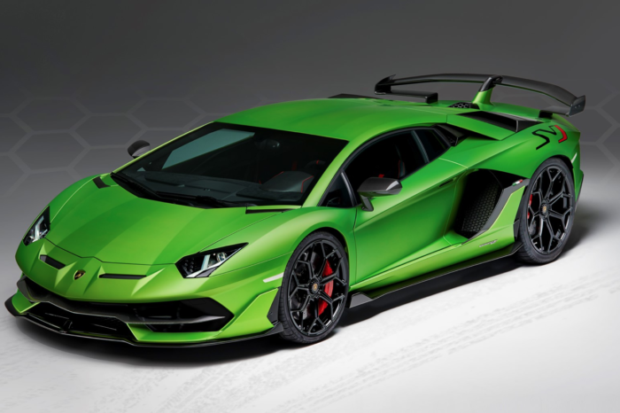 Quantum group wants to buy Lamborghini