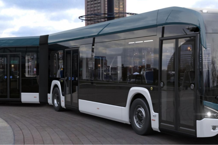 VDL's new Citea bus will only be electric