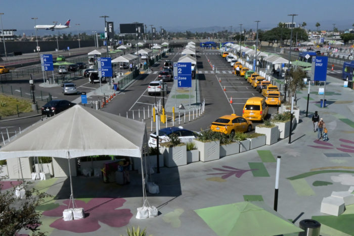 California wants its ridesharing electrified
