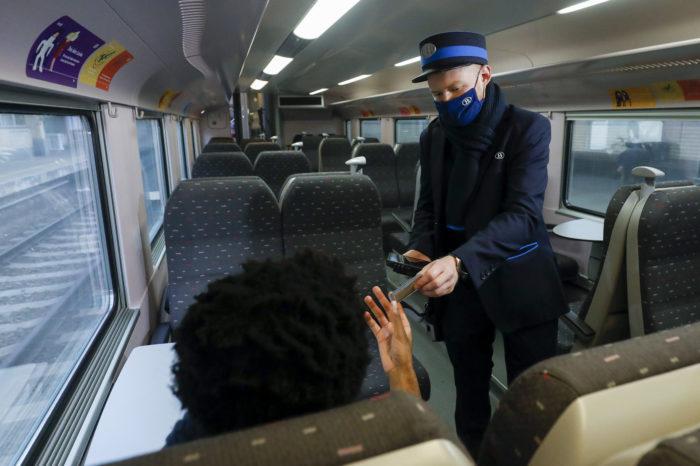 Belgian rail: flex subscription for teleworking commuters