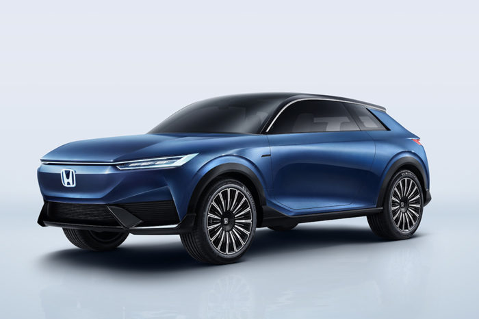 Honda's electric GM-based SUV to be called 'Prologue'