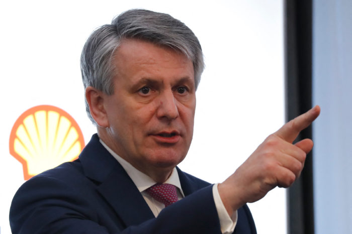 Shell boss to accelerate 'greening' after judgement