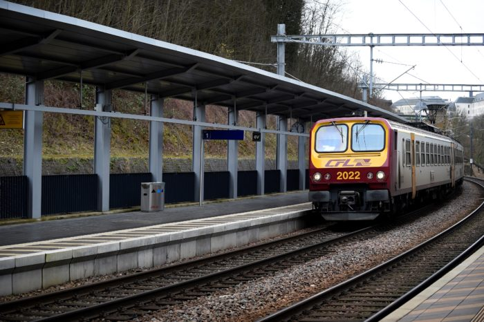 Brussels-Luxembourg rail connection in two hours by 2028