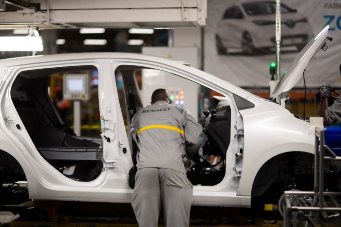 Study: 'French auto industry needs to innovate'