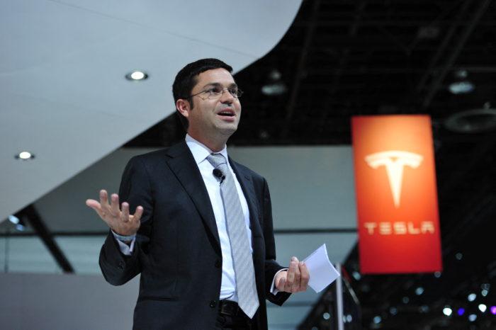 Elon Musk's veteran lieutenant Jerome Guillen has left Tesla
