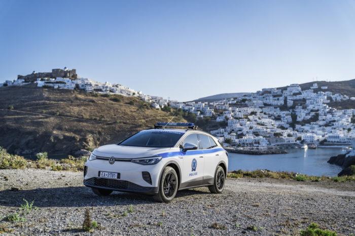 Volkswagen and Greece kickstart Astypalea project