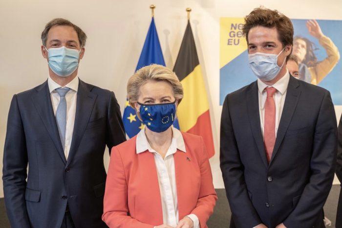 EU approves Belgium's €5,9 billion recovery plan