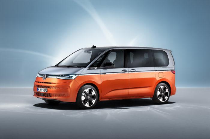 New Volkswagen Multivan PHEV is nothing like before