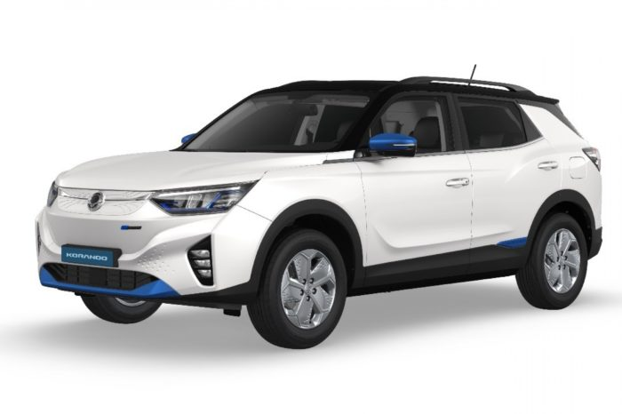 SsangYong's first EV to be launched in autumn