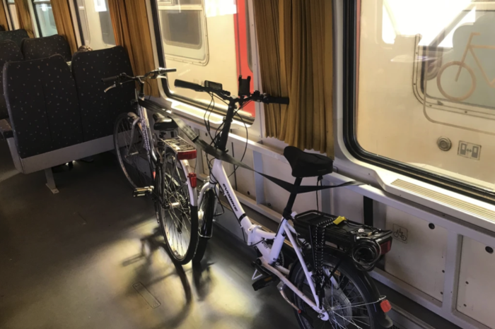 NMBS/SNCB presents ambitious bicycle strategy