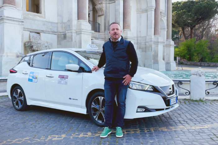 Nissan busts range anxiety myth in new EV-drivers' survey