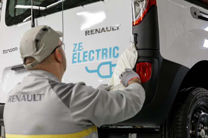 ElectriCity: Renault groups EV manufacturing in Northern France