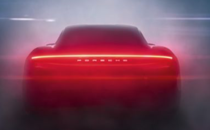 Plans for third electric model at Porsche?