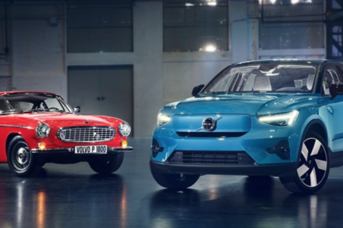 Volvo C40 Recharge is ready to sell