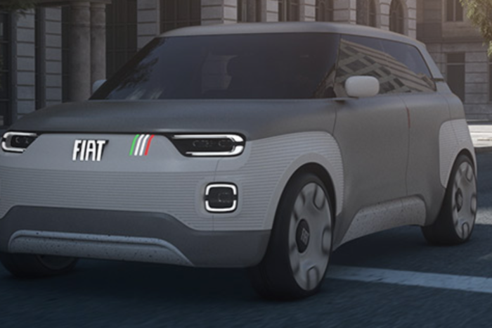 Fiat fully electric by 2030