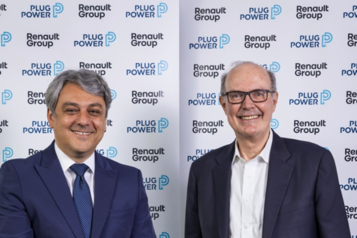 HYVIA: Renault targets 30% of market with fuel cell LCV joint venture