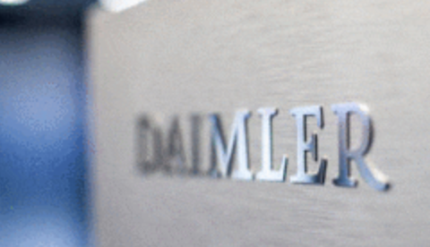 Daimler invests in China and cuts in EU