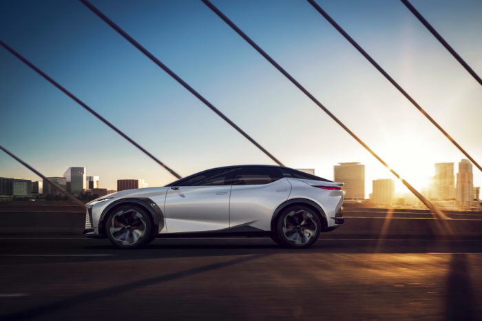 Lexus' electric LF Z concept to hit the market by summer 2022