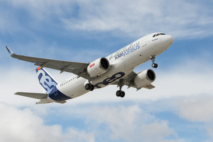Brussels Airlines gets three factory-fresh A320neos