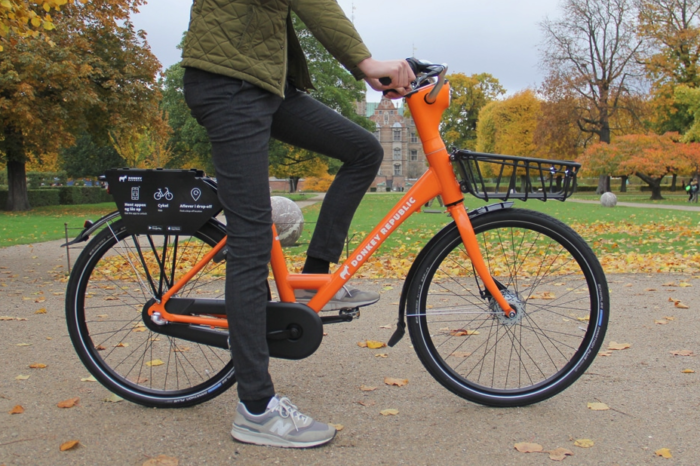 Donkey Republic e-bicycle-sharing expands to Antwerp