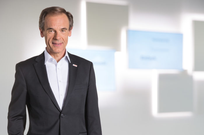 Bosch parts with CEO and several key figures