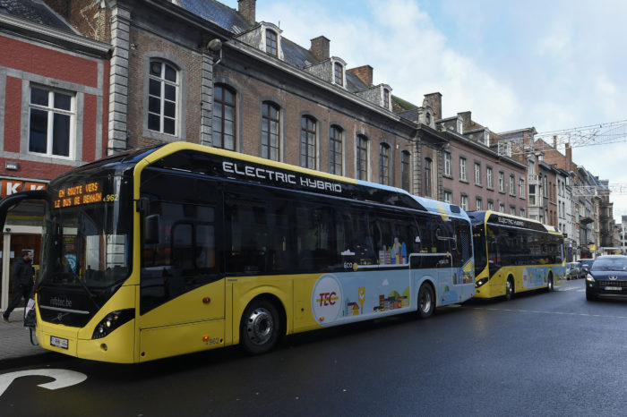 Wallonia: €145 million for TEC infrastructure and hybrid buses