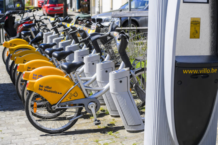 Brussels' Villo! to launch e-bike booking service