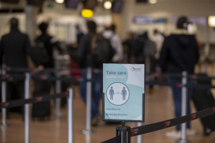 Brussels Airport hopes for 40 000 passengers a day in summer 2021