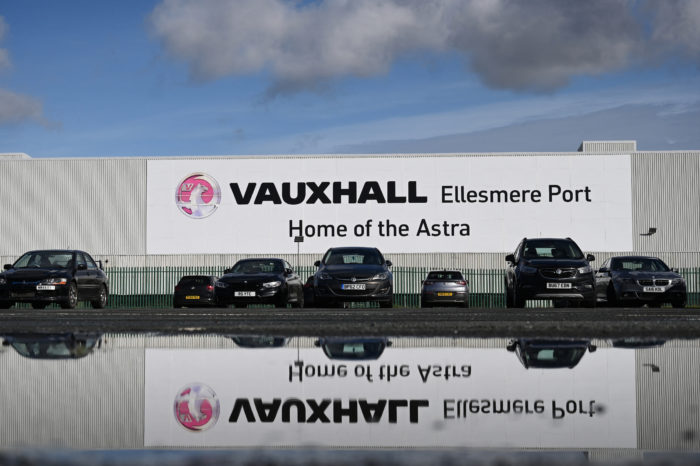 Stellantis converts UK Vauxhall plant for all-electric production