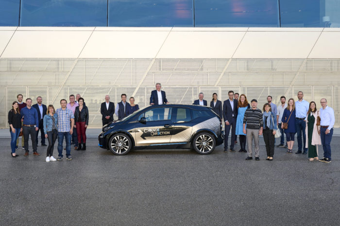 BMW kicks off pilot project with bidirectional charging i3s