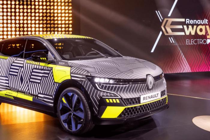 Renault presents a comprehensive EV strategy