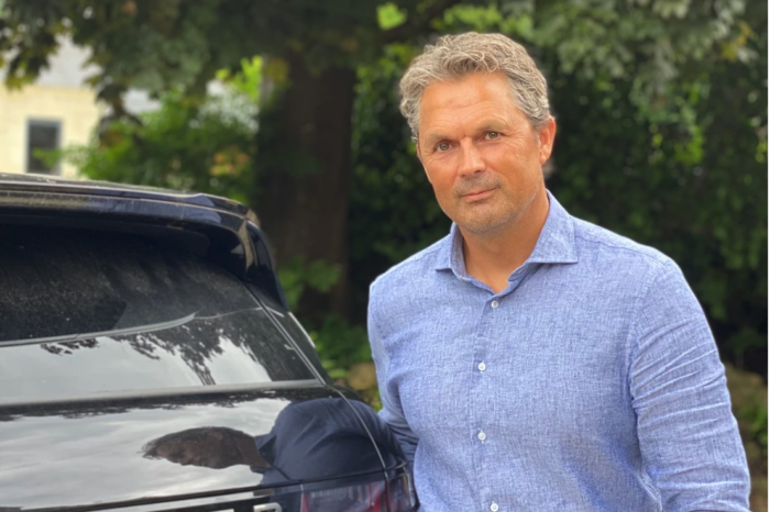 JLR lures away Dyson's CCO, Dutchman Lennard Hoorick