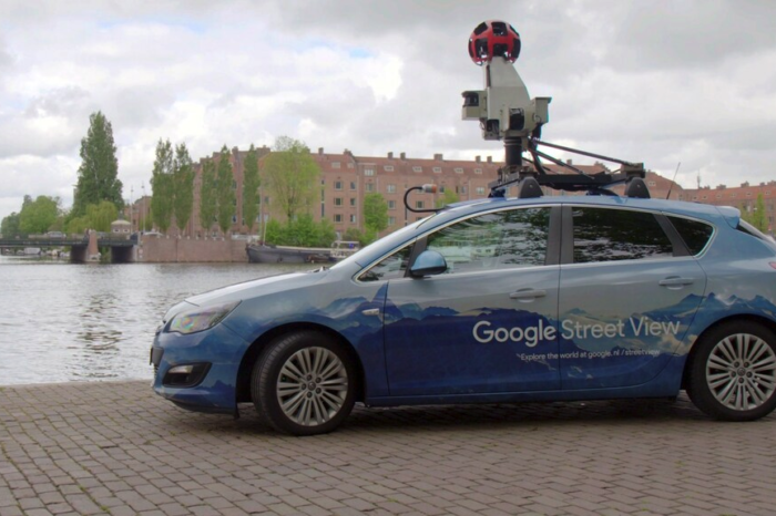 Google's Air View: 'pollution three times higher in busy parts of Amsterdam'