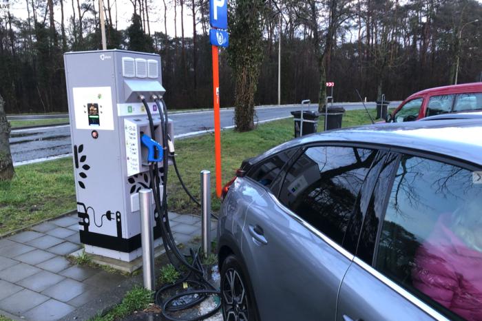 IDRO: Benelux facilitates cross-border electromobility