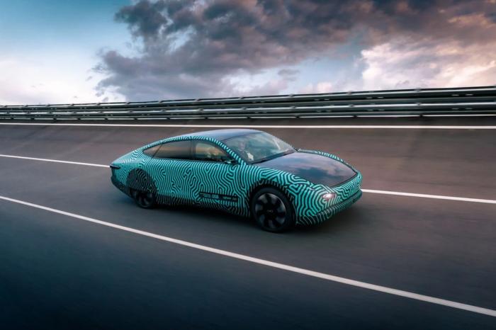 Lightyear One solar car will be built in Finnish Valmet plant