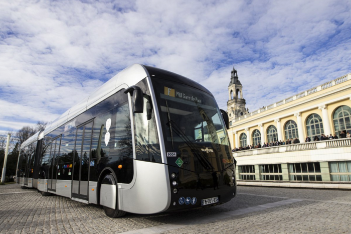 Van Hool to gear up battery-electric bus offensive