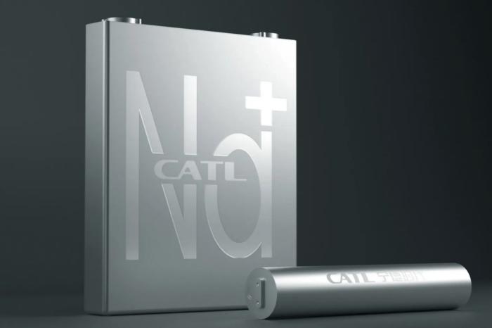 CATL unveils first generation sodium-ion batteries