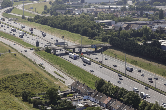 Brussels advises negative on Flemish redesign of Northern Ring