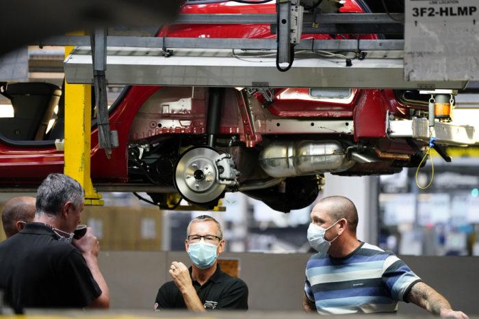 Shortages plague UK car production