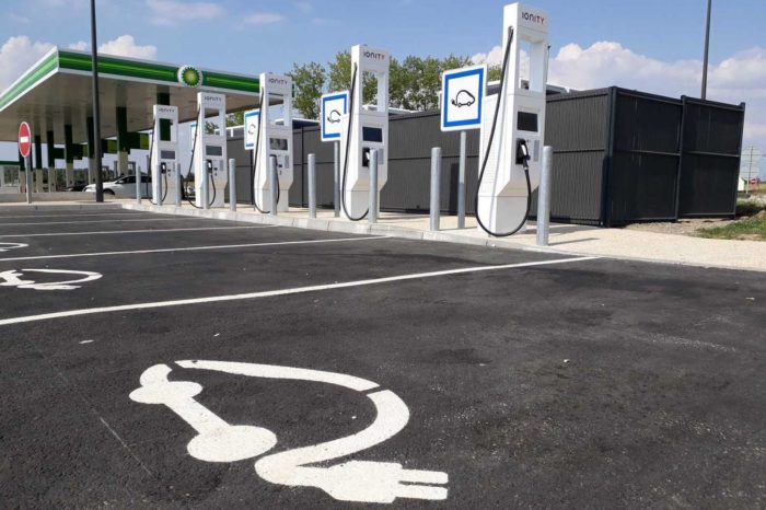 France: Half of highway 'aires' have fast charging for EVs
