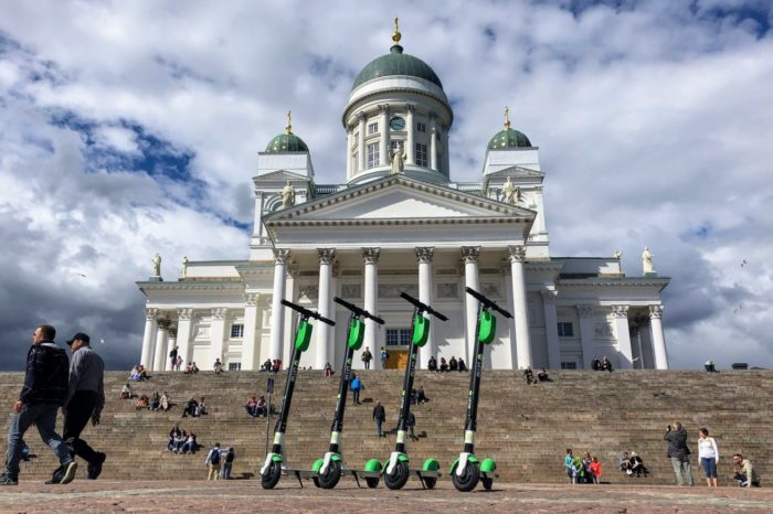 Oslo curtails number of e-scooters from 20 000 to 8 000