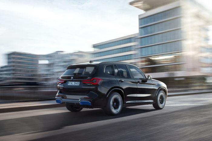 Surprise revision? BMW already renews the iX3